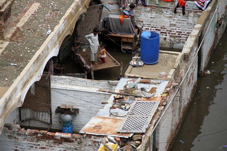 Powódź w Pakistanie. 53 osoby zginęły na skutek ulewnych deszczów