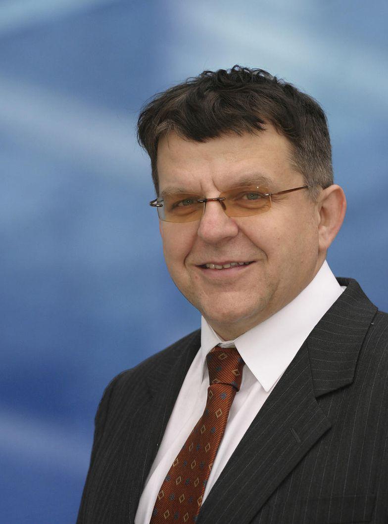 Tadeusz Kurek, prezes NTT System