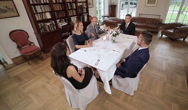 Etykieta według Walewskiego: Jak posadzić gości?