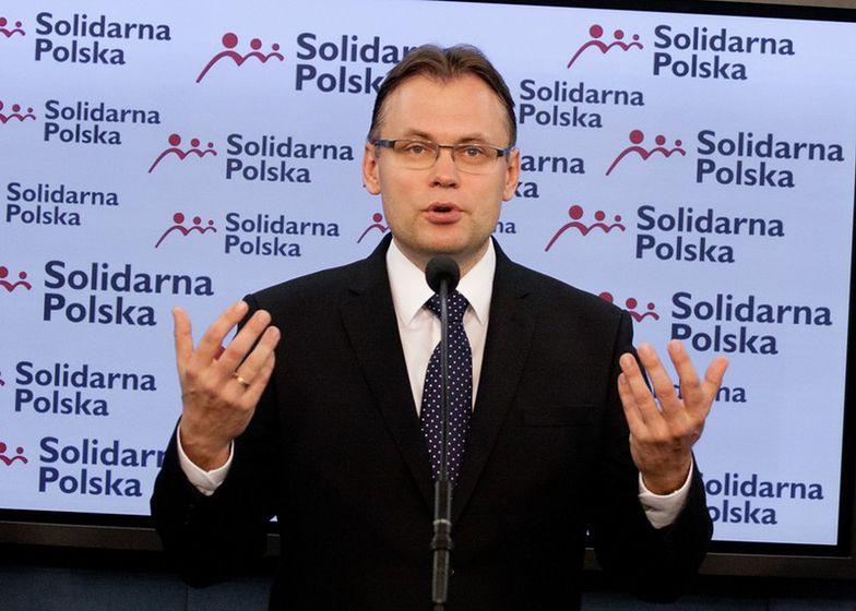 Solidarna Polska chce skrócenia kadencji Sejmu