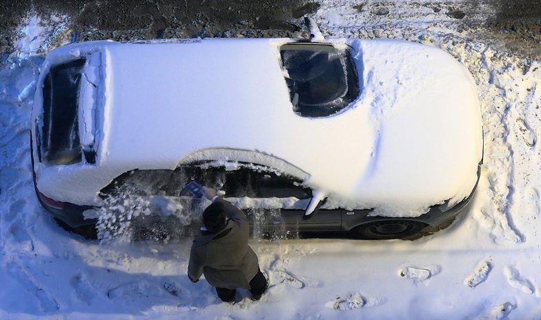 Słowacja sparaliżowana przez śnieg. Zablokowane autostrady
