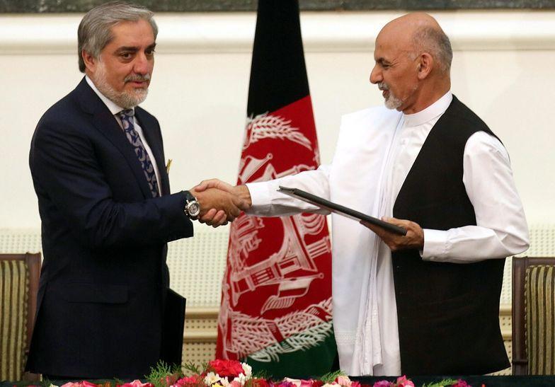 Wybory prezydenckie w Afganistanie. Komisja opublikowała wyniki