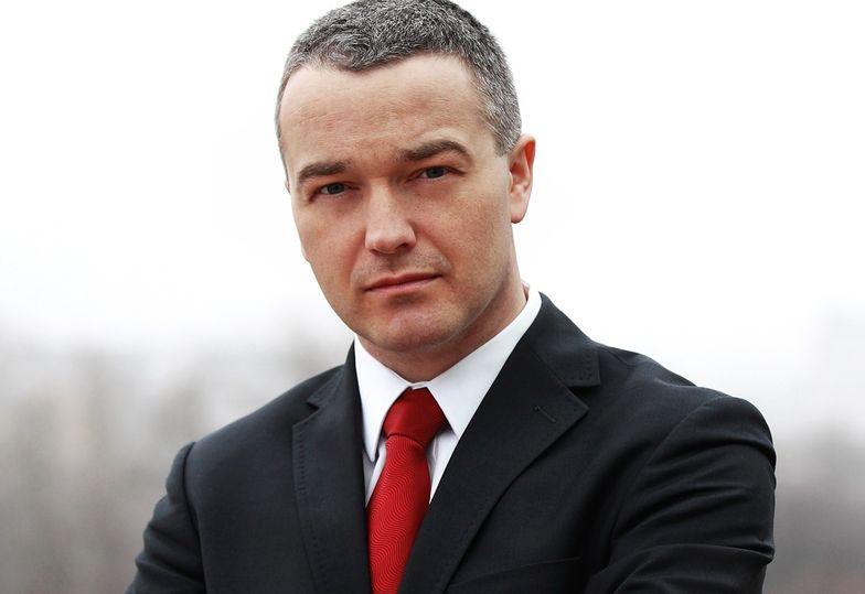 Błażej Wojnicz, prezes PGZ