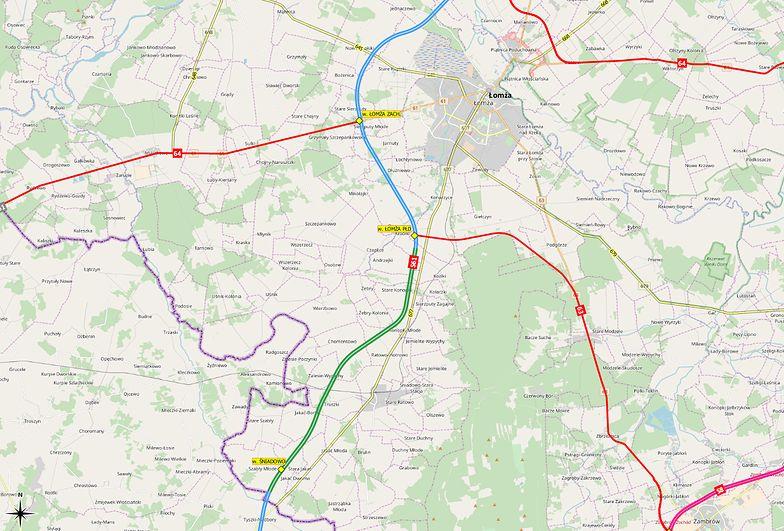 Via Baltica to połączenie estońskiego Tallina ze stolicą Polski