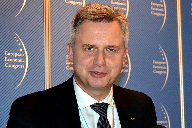 Prezes spółki Jarosław Zagórowski