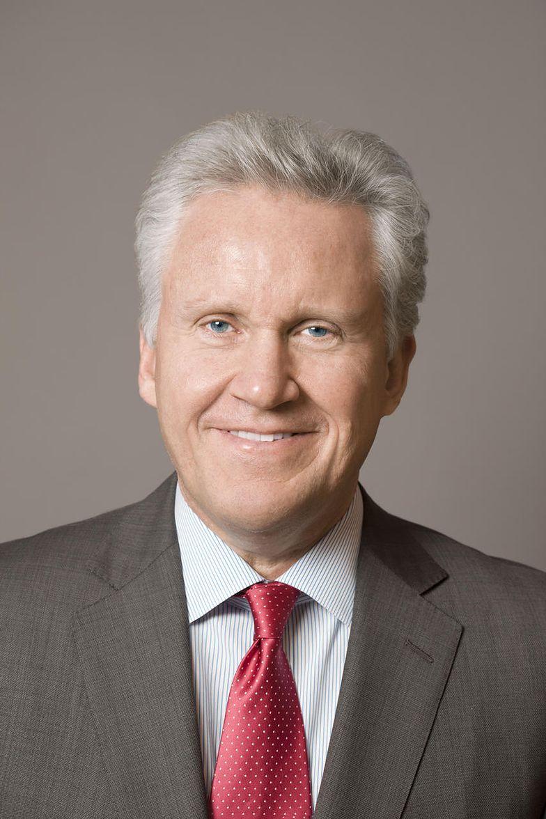 Jeffrey Immelt, prezes GE