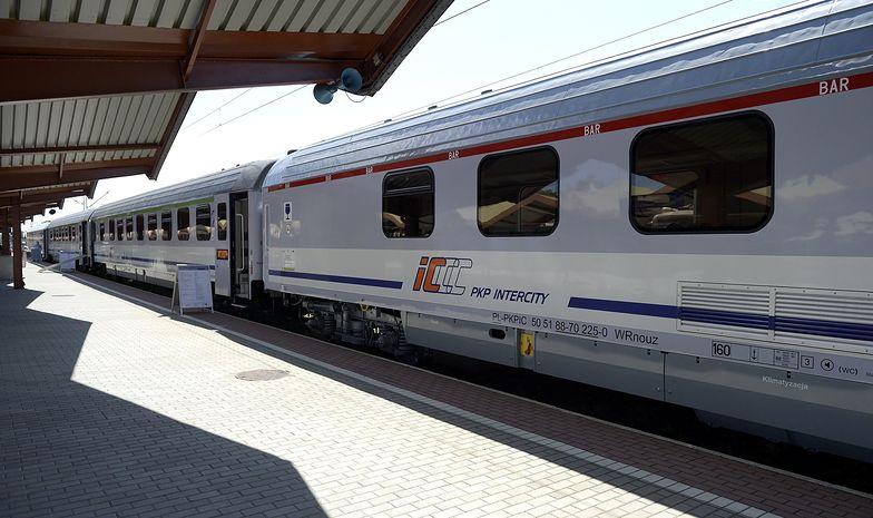 Tylko w money.pl: PKP Intercity nie będzie płacić za wagony dla wojska