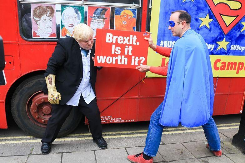 Brytyjczycy coraz częściej zastanawiają się czy koszty brexitu nie okażą się zbyt duże.