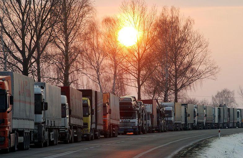 Majowe ograniczenia w ruchu dla ciężarówek