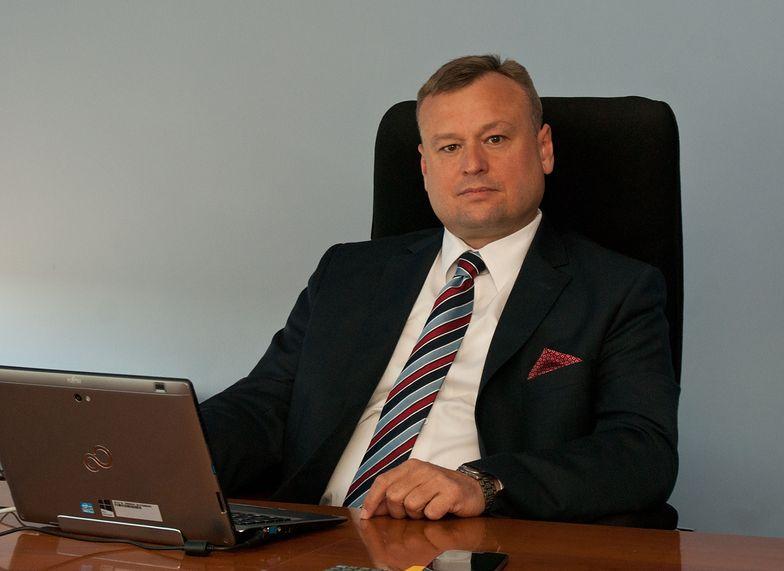były wiceprezes Arkadiusz Kropidłowski