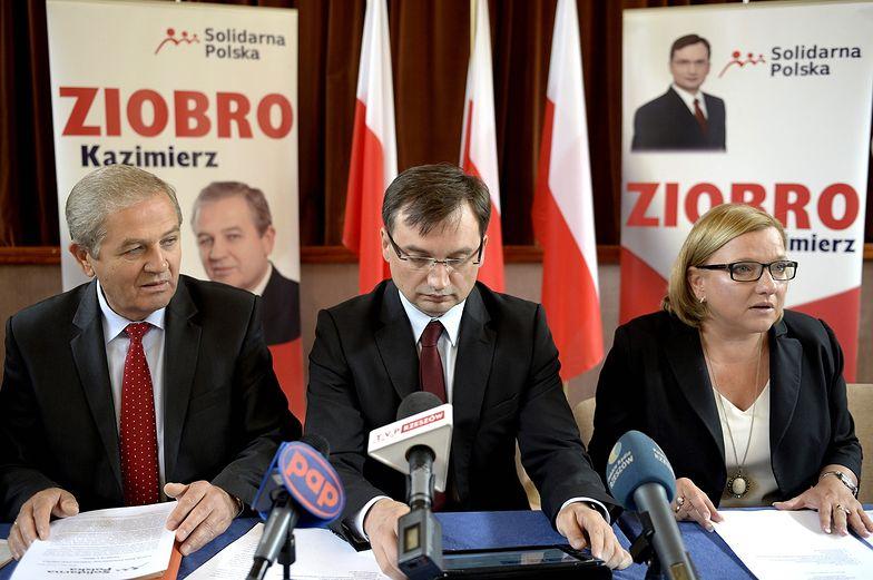 """Solidarna Polska składa pozew przeciwko """"Gazecie Polskiej Codziennie"""""""