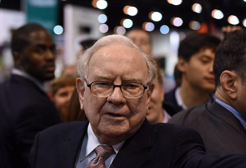 Warren Buffet to jeden z najbardziej rozpoznawalnych inwestorów świata.