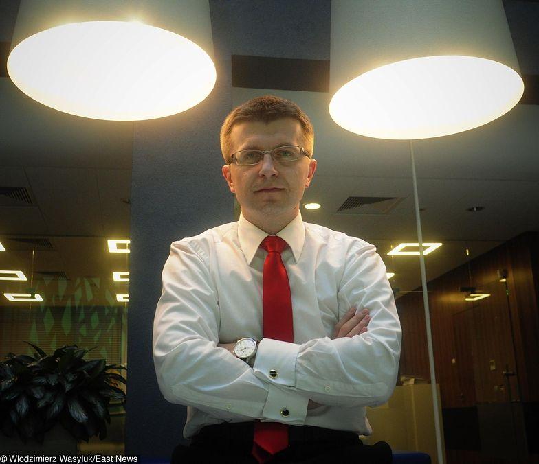 Tomasz Zadroga, nowy prezes Ursusa