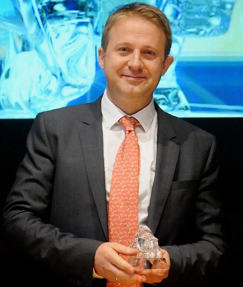 Maciej Wieczorek, prezes zarządu Mabion SA