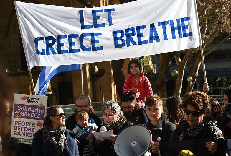 Bankructwo Grecji nadal możliwe. Agencja Moody's oceniła ryzyko