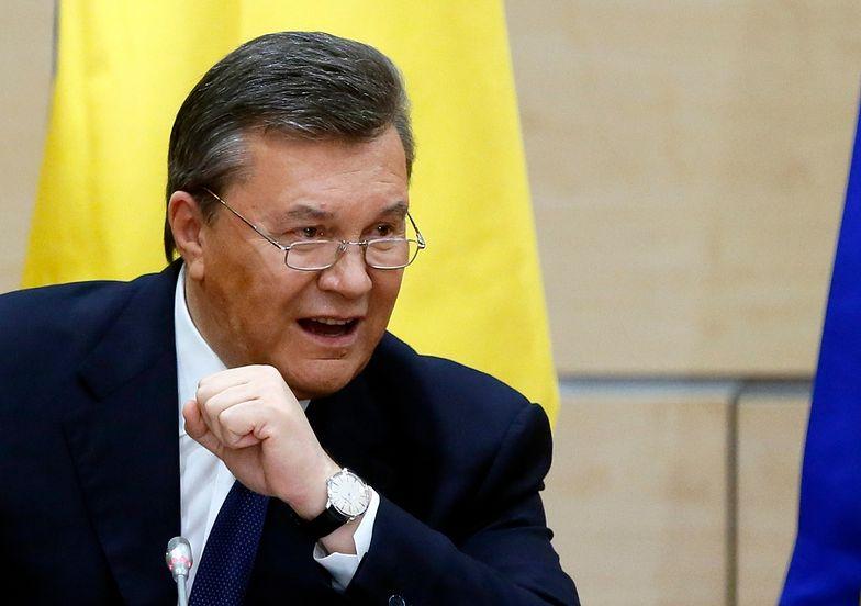 Janukowycz: Opamiętajcie się! Wybory 25 maja będą nielegalne!