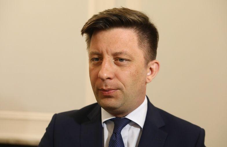 Zatrzymanie b. prezesa GetBacku to efekt właściwej reakcji organów państwa - mówi Michał Dworczyk.