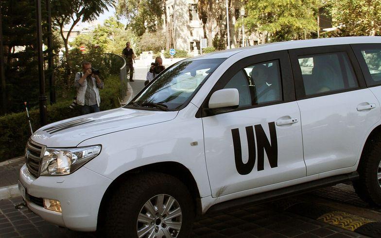 Broń chemiczna w Syrii zostanie zniszczona nieco później
