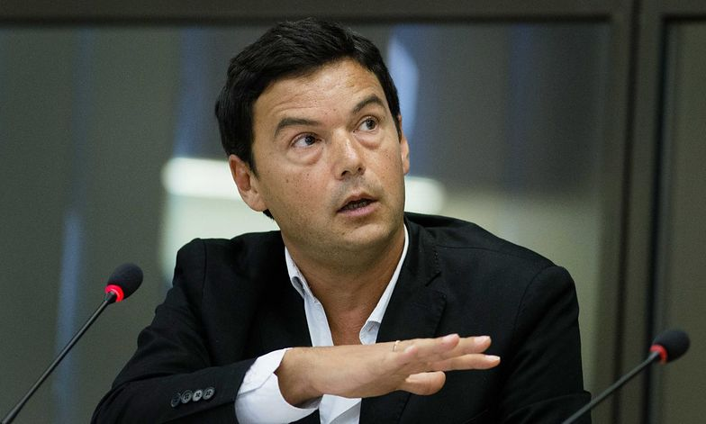 """Thomas Pikety zasłynął na świecie książką """"Kapitał XXI wieku"""""""
