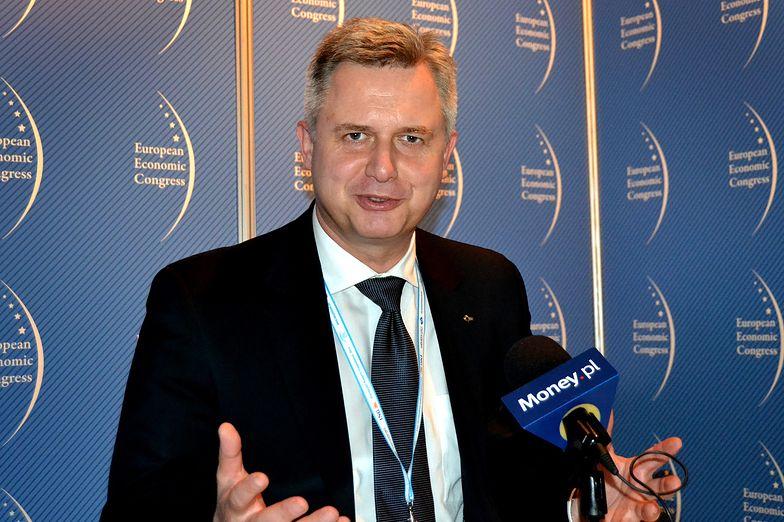 na zdjęciu: Jarosław Zagórowski, prezes JSW
