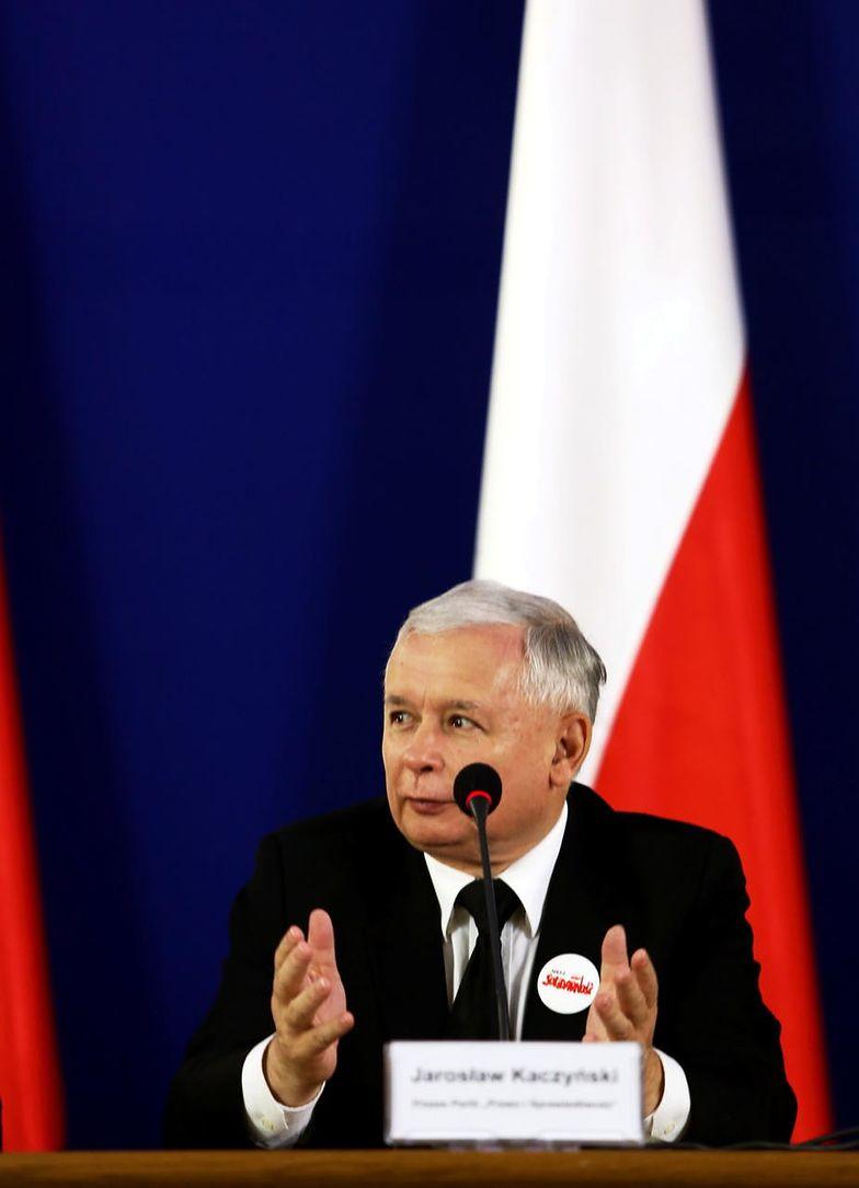 Prezes PiS: Potrzebna odnowa polskich przedsiębiorstw