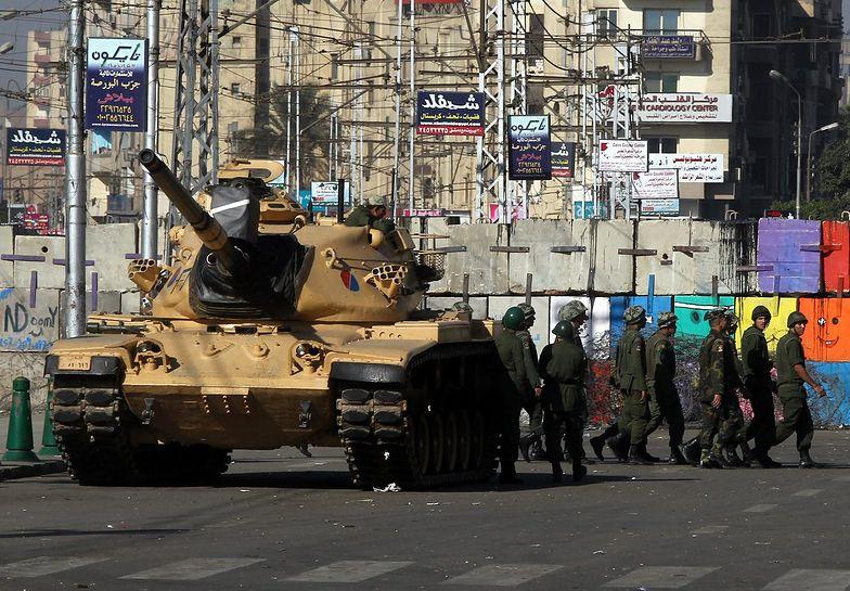 Egipt wciąż niespokojny. Trwają manifestacje przed referendum