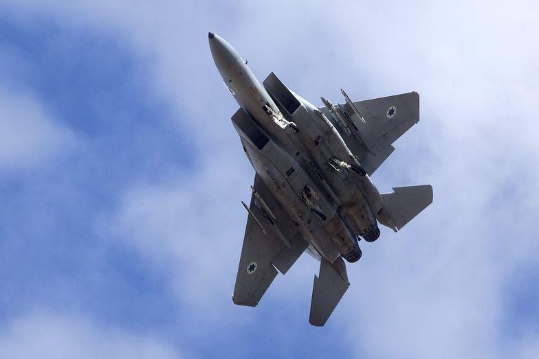 """Po izraelskich atakach """"wszystkie opcje są możliwe"""""""