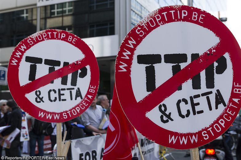 Belgia ma dać odpowiedź w sprawie CETA