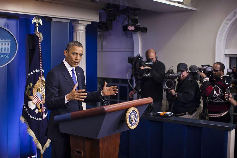 Obama negocjuje. Uchroni gospodarkę przed recesją?