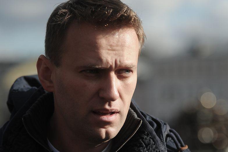 Rosja:Nawalny finansowany z zagranicy, polityk zaprzecza