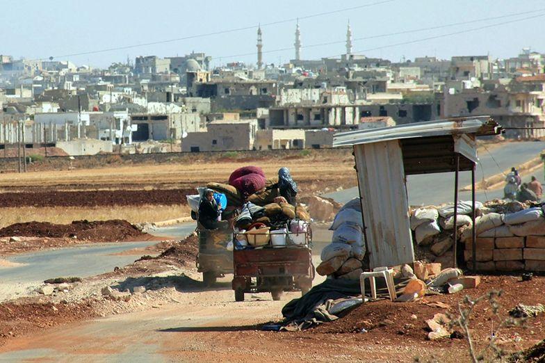 Dżihadyści zajęli ponad 60 miejscowości zamieszkanych przez Kurdów