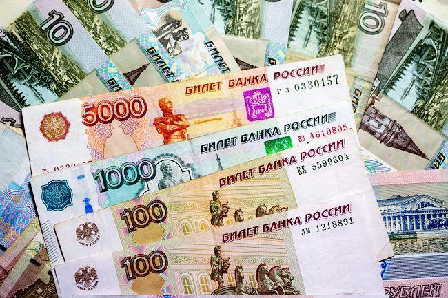Kurs rubla. Rosyjska waluta najsłabsza od czterech tygodni
