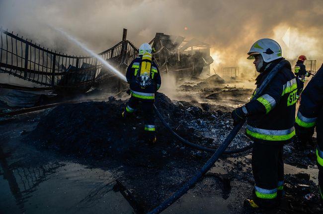 Podkarpackie: 4 osoby zginęły w pożarze Domu Pomocy Społecznej