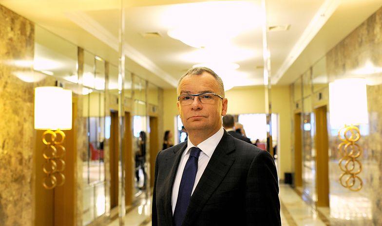 """""""Doprowadzenie do uszczelnienia systemu podatkowego, nie było zadaniem zbyt trudnym"""" - pisze Marek Isański (fot.) w liście do premiera."""
