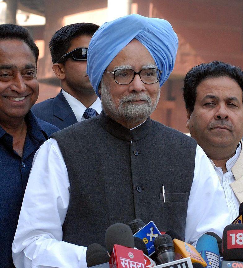 Premier Indii nie będzie się ubiegał o trzecią kadencję