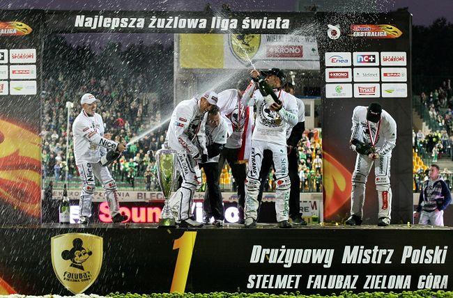 Walkower zadecydował o mistrzostwie Falubazu Zielona Góra
