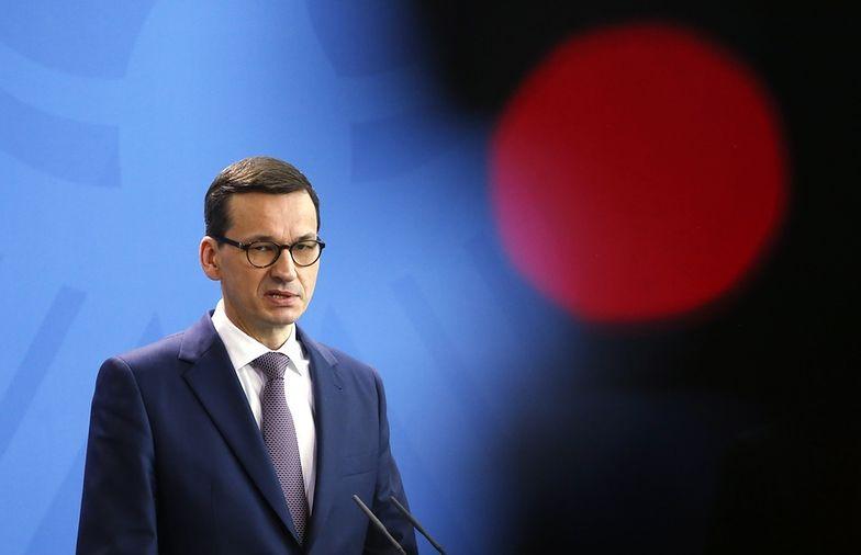 W czwartek premier Morawiecki spotka się z szefową brytyjskiego rządu