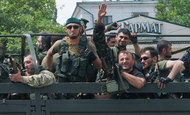 Konflikt na Ukrainie. Ciągle bardzo niespokojnie na wschodzie