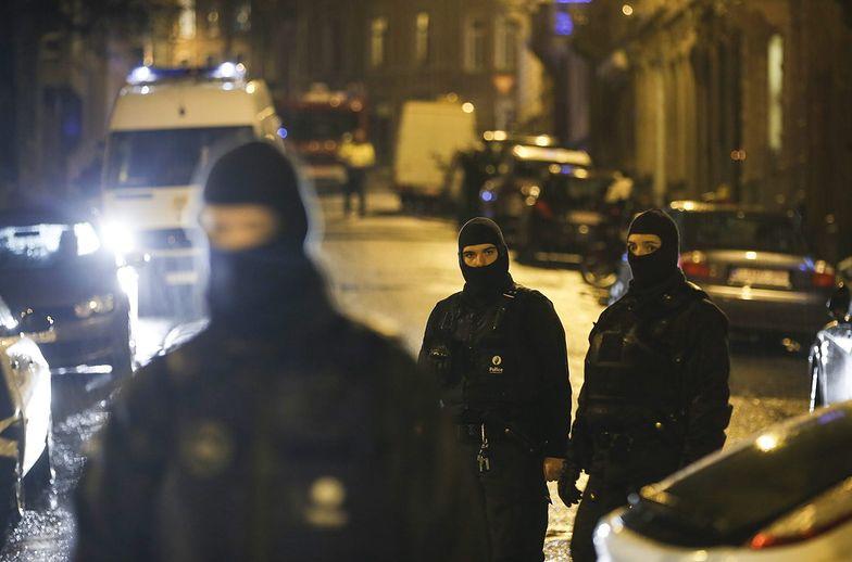 Krwawa akcja antyterrorystów w Belgii