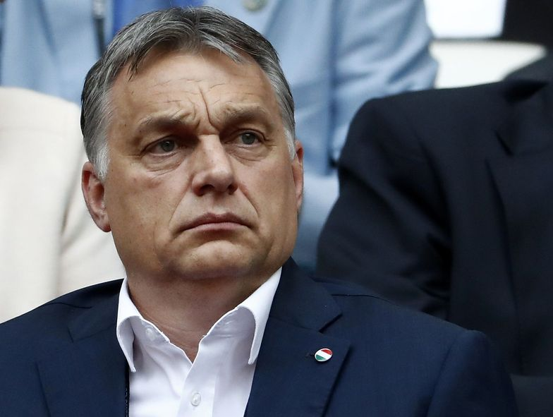 Viktor Orban premier Węgier