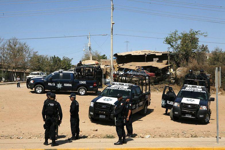 Meksyk: konsternacja po zwolnieniu bossa narkotykowego