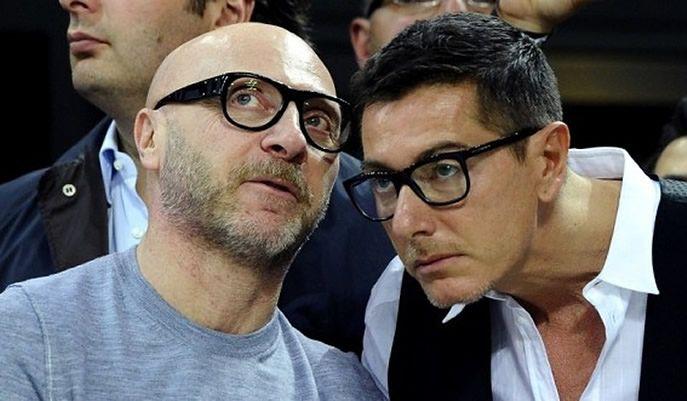 Domenico Dolce i Stefano Gabbana, włoscy projektanci