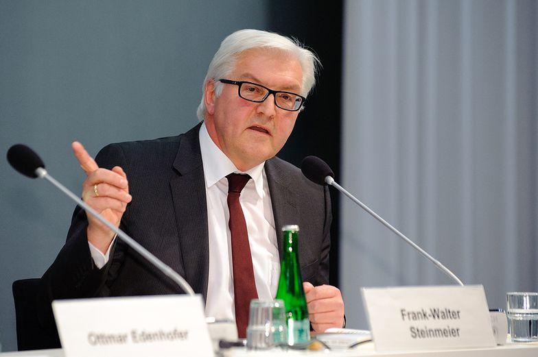 Afera szpiegowska w Niemczech. Steinmeier i Kerry chcą...
