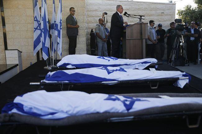 Porwanie izraelskich nastolatków. Tysiące osób na pogrzebie