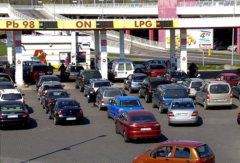 Właściciele stacji benzynowych mają problem. Niektórzy mogą wypaść z rynku