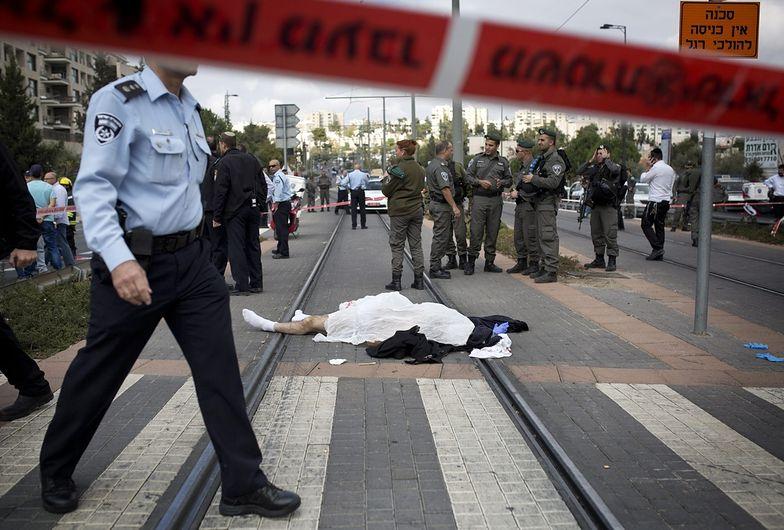 Konflikt Izrael-Palestyna. Hamas przyznał się do ataku w Jerozolimie Wschodniej