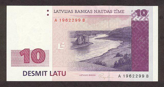 Zmiany na Łotwie. Od północy wchodzi euro
