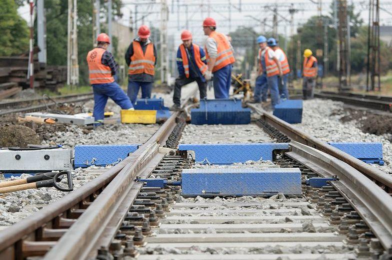 Kolej inwestuje w infrastrukturę i szkolenia dla pracowników.