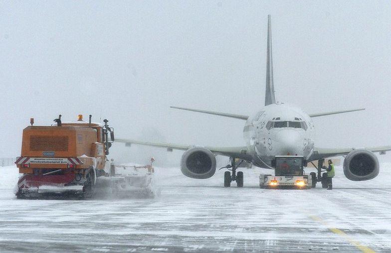 Lotnisko w Pyrzowicach otwarte. Pierwszy lot za 40 minut