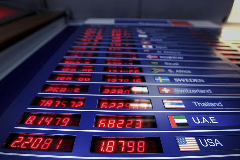 Dźwignia finansowa stosowana jest na rynku Forex